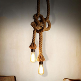 Double Heads Retro Rope Lights