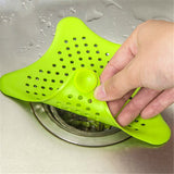 Star Sewer Outfall Strainer Bathroom Sink Filter Anti-blockin