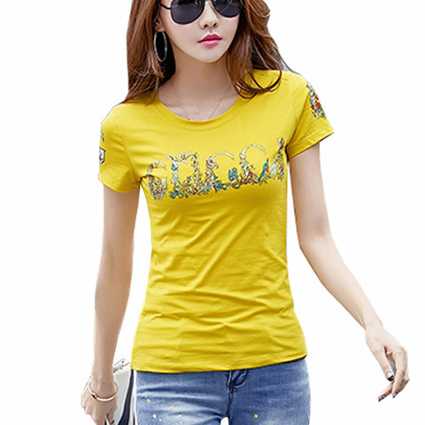 T Shirt  for Women 2018 Summer