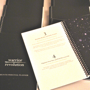 Warrior Revolution Planner