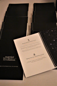 Planner and T-shirt BUNDLE