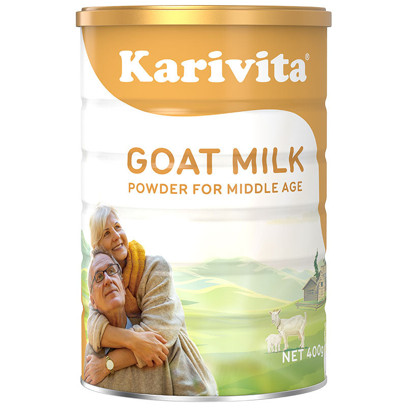 Karivita Goat Milk Powder for Middle Age