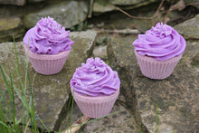 Load image into Gallery viewer, Lilac Bath Cupcakes