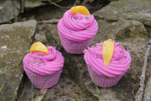 Load image into Gallery viewer, Lemon Lavender Bath Cupcake