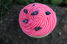 Load image into Gallery viewer, Watermelon Bath Cupcake