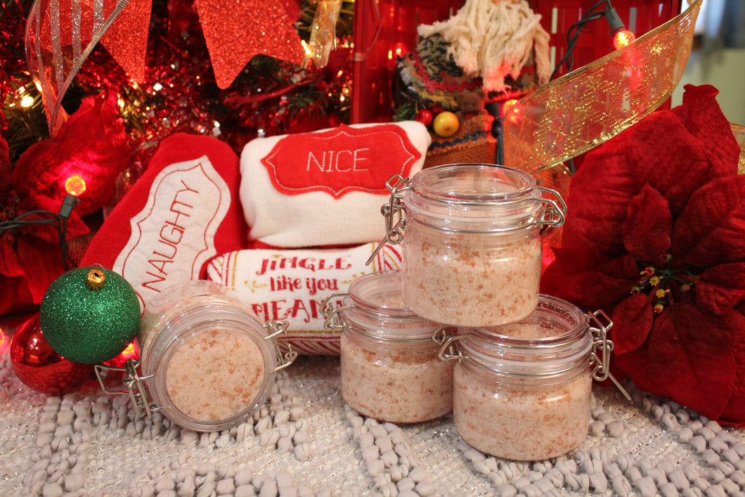 Christmas Spice Bath Salts