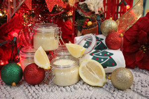 Lemon Bath Salts
