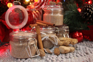 Holiday Spice Bath Salts
