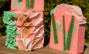 Bamboo & Grapefruit Soap