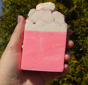 Amazing Grace Type Soap