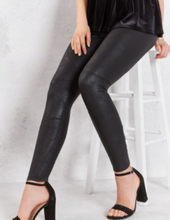 Load image into Gallery viewer, Cullen Leather Leggings