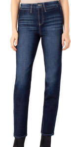 Sadie High Rise Straight Jeans