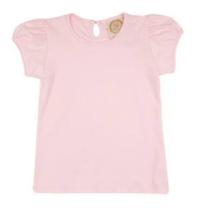 Penny's Play Shirt-Palm Beach Pink