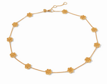Load image into Gallery viewer, Colette Delicate Station Necklace
