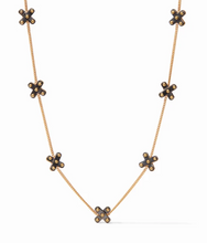 Load image into Gallery viewer, SoHo Delicate Station Necklace-Mixed Metal