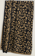 Load image into Gallery viewer, CozyChic Wild Throw-Camel/Black