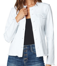 Load image into Gallery viewer, Jean Jacket-Bright White