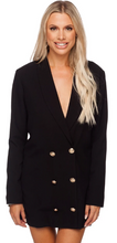 Load image into Gallery viewer, Carey Blazer Dress