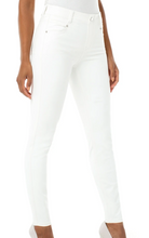 Load image into Gallery viewer, Gia Glider Skinny Jeans-White