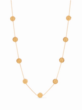 Load image into Gallery viewer, Valencia Delicate Station Necklace