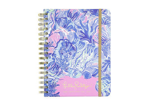 Lilly Pulitzer Planner(Large)-Shade Seekers