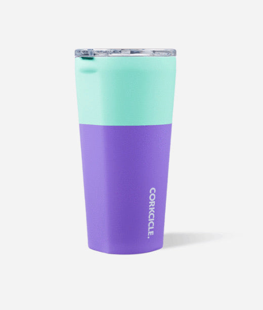 Color block Tumbler-16oz