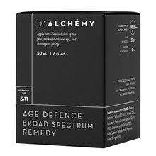 Age Defence Broad Spectrum Remedy D'alchemy Roses & Almonds