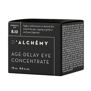 Age Delay Eye Concentrate D'alchemy Roses & Almonds