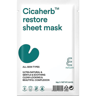 Cicaherb Restore Sheet Mask