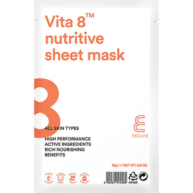 Vita 8 Nutritive Sheet Mask