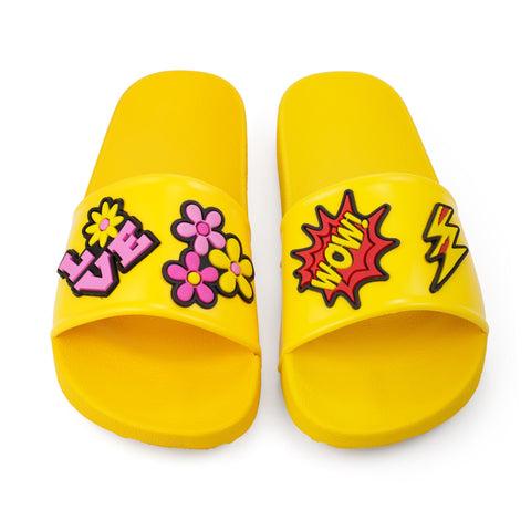 Sophie Slides Jelly Shoes