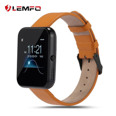 MTK2502 Wrist Smartwatch don IOS Android Smartphone
