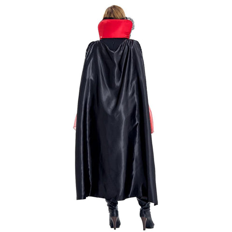 Cloak Dress Costume - dirtprice