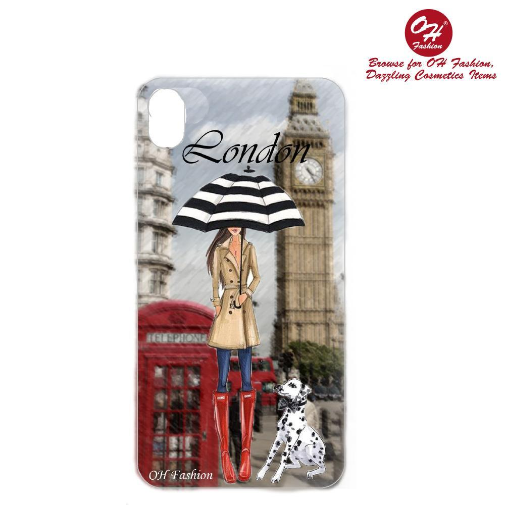 OH Fashion iPhone case X / XS Sophisticated London