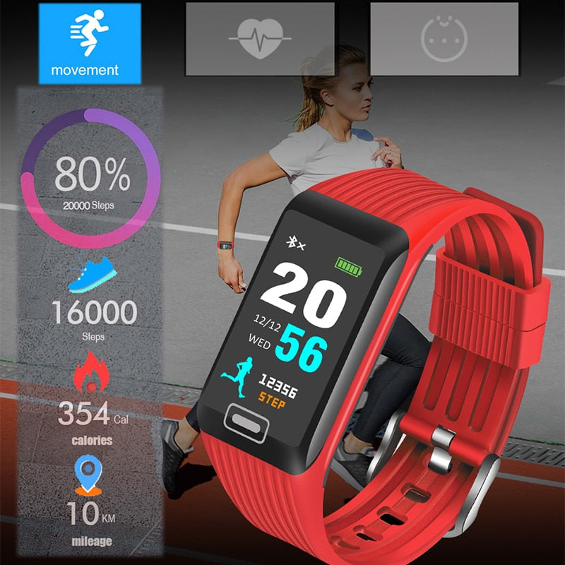 Digital Watches Bangwei Smart Watch Men Sport Smartwatch Heart Rate Blood Pressure Monitor Fitness Tracker Women Smart Watch For Android Ios A Great Variety Of Goods