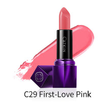 Catkin ™  Nutrivous Luxury Moisturizing Lipstick - First Love Pink