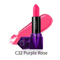 Catkin ™  Nutrivous Luxury Moisturizing Lipstick - Purple Rose