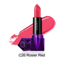 Catkin ™  Nutrivous Luxury Moisturizing Lipstick - Rosier Red
