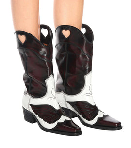 Style 801 Angel Love Women's Leather Cowboy Boots :: 2 Colors :: LIMITED QUANTITIES