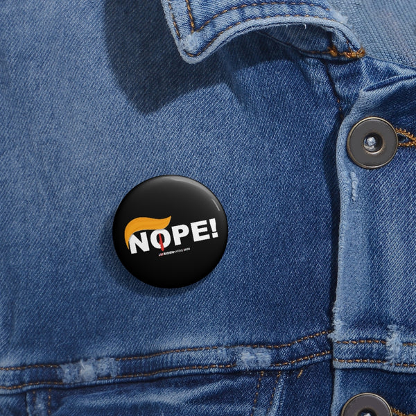 NOPE! No Trump Buttons