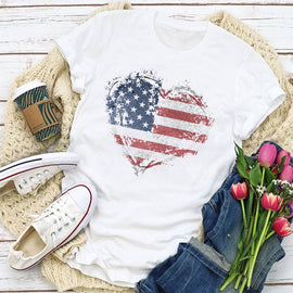 The Heart of America Women's T-Shirt