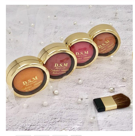 D.S.M Mineral Baked Blush   :: Available in 6 Colors