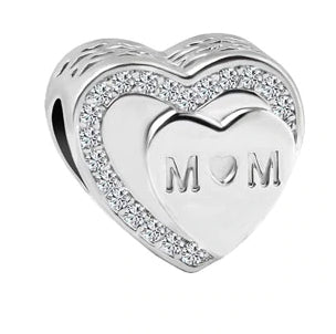 Best Mom Collection 1 -  European Pandora Style Beads