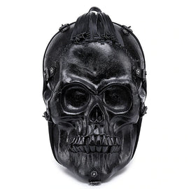Men's Gothic Skull Large Backpack