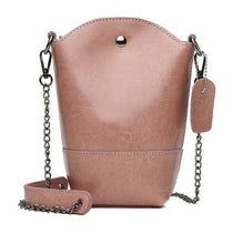 Crossbody Bucket/Messenger Bag - Available in 4 Colors!