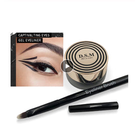 D.S.M Captivating Pro Series Gel Eye Liner