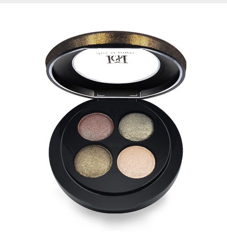 D.S.M. Pro Series Eye Shadow Quad  :: Available in 6 Colors