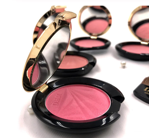 D.S.M All Natural Pro Series Matte Blush:: Available in 6 Colors