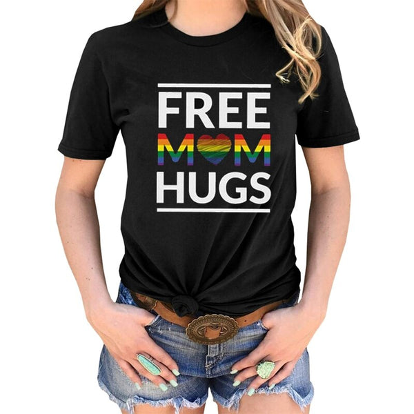 Free Mom Hugs - PRIDE Collection