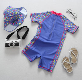 Little Whale UV Protection Surf Set - 6M - 4T